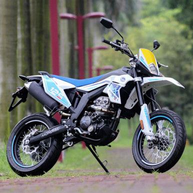 SMX 125 MOTARD